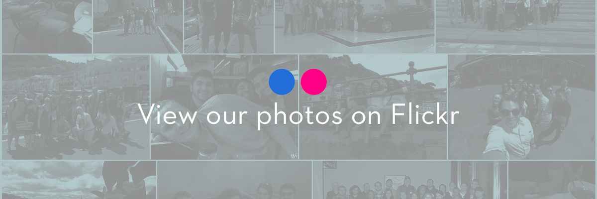 Follow us on Flickr
