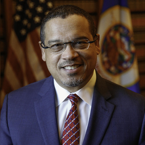 Warrior Impact: Keith Ellison '86